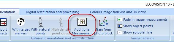 Additional Measurements