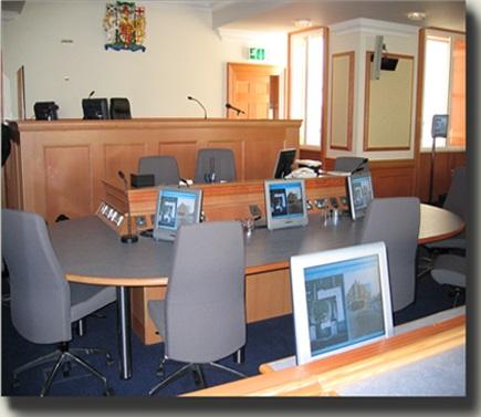 Courtroom Inquiry Presentation