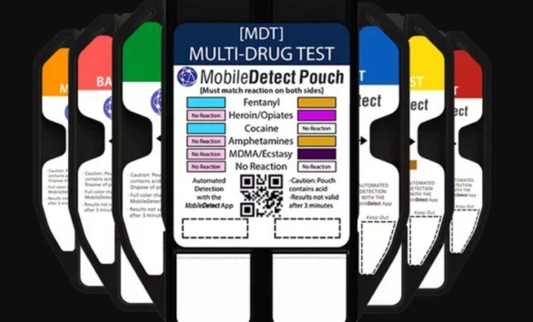 MultiDetect Drug, GSR Tests
